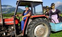 Neuer Bauernmarkt in Saalfelden