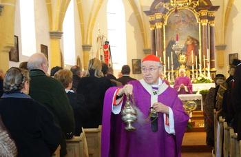 Kircheneinweihung, Schwendt