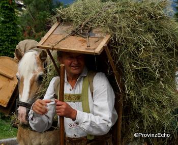 Bauernmarkt, Hinterglemm