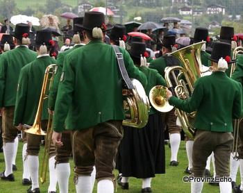 Blasmusikfest, Niedernsill
